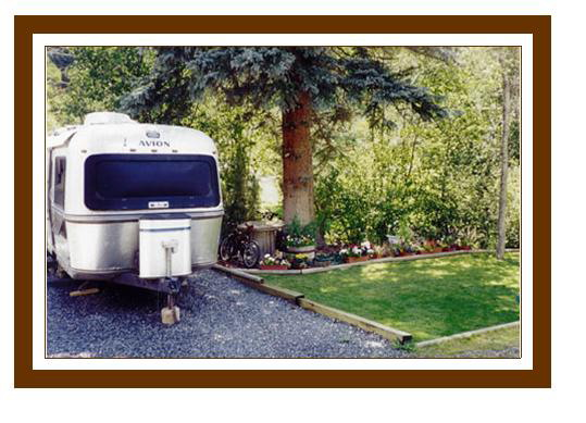 Cottonwood RV Colorado camp space